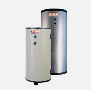 Come dimensionare un serbatoio di accumulo acs for Serbatoio di acqua calda in plastica