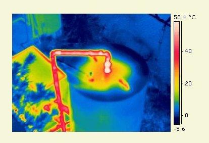Isolamento termico scaldabagno e scaldacqua risparmiare for Isolamento del tubo di rame dell acqua calda