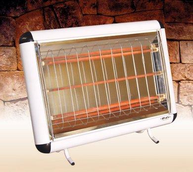 Stufe al quarzo funzionamento e uso risparmiare energia - Stufe elettriche al quarzo ...