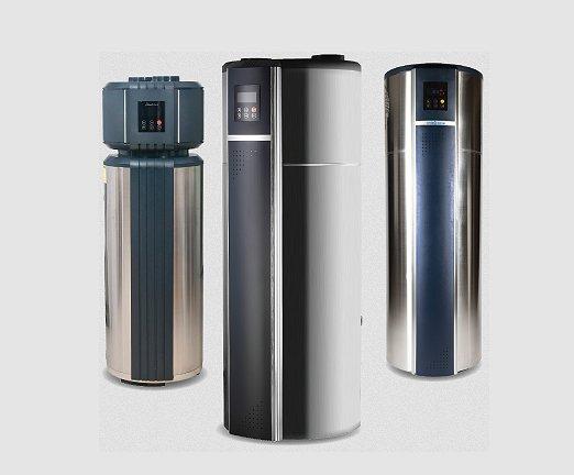 Scaldacqua a pompa di calore per acqua calda sanitaria for Serbatoio di acqua calda in rame