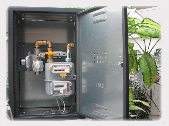 Contatore gas devo essere presente alla sostituzione for Armadio contatore gas