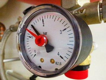 Come Calcolare La Pressione Dell Acqua Del Rubinetto.Pressione Corretta Acqua Caldaia Gas Qual E Risparmiare Energia