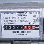 Quanti metri cubi di gas può erogare un contatore del gas?