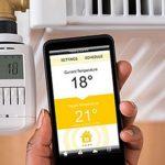 """Impianto di riscaldamento """"smart"""" e connesso"""