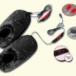 Pantofole riscaldate elettricamente: come sceglierle